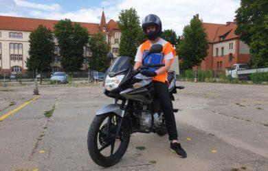 Zapraszamy na kurs motocyklowy kategorii A1, A !!!